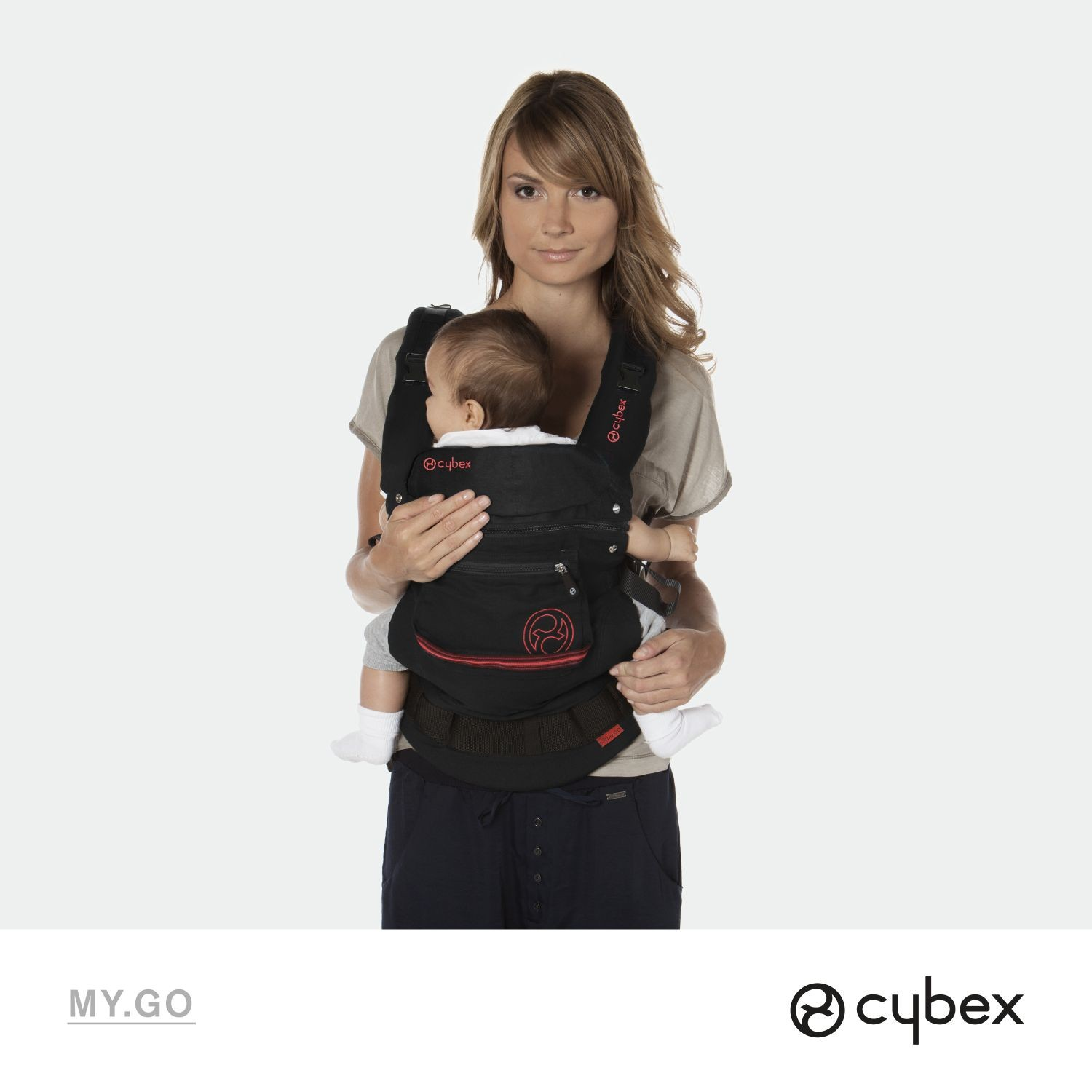 Cybex MY.GO Babytrage assorted