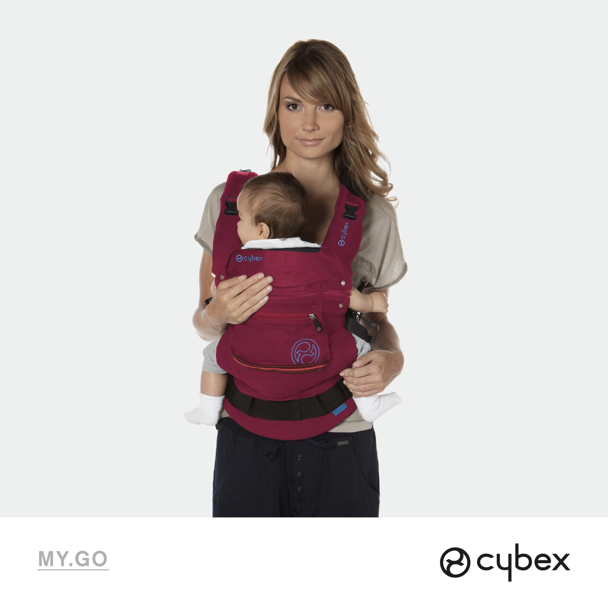 Cybex MY.GO Babytrage assorted