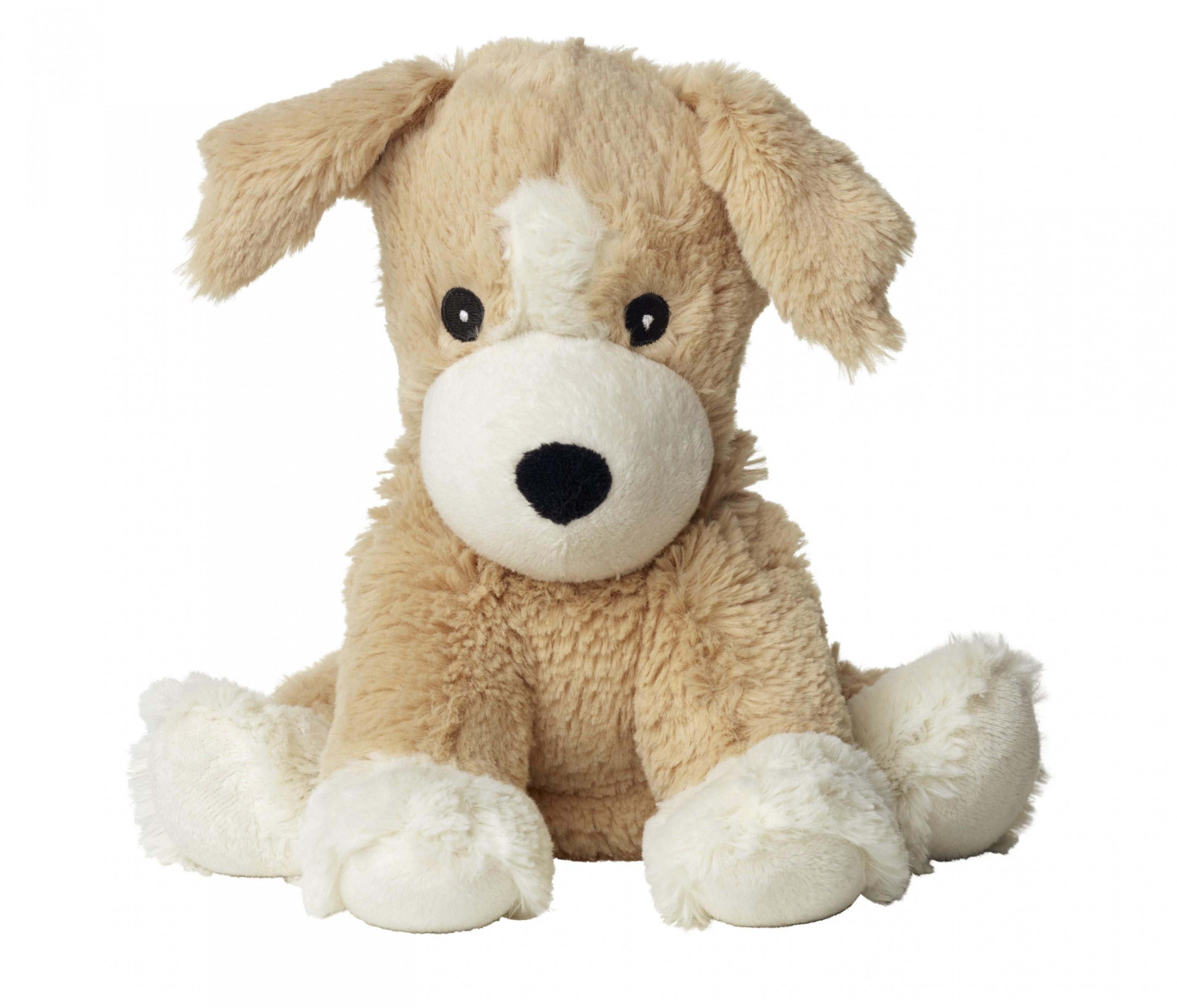 Warmies Beddy Bears Hund Unser Welpe Lavendelduft
