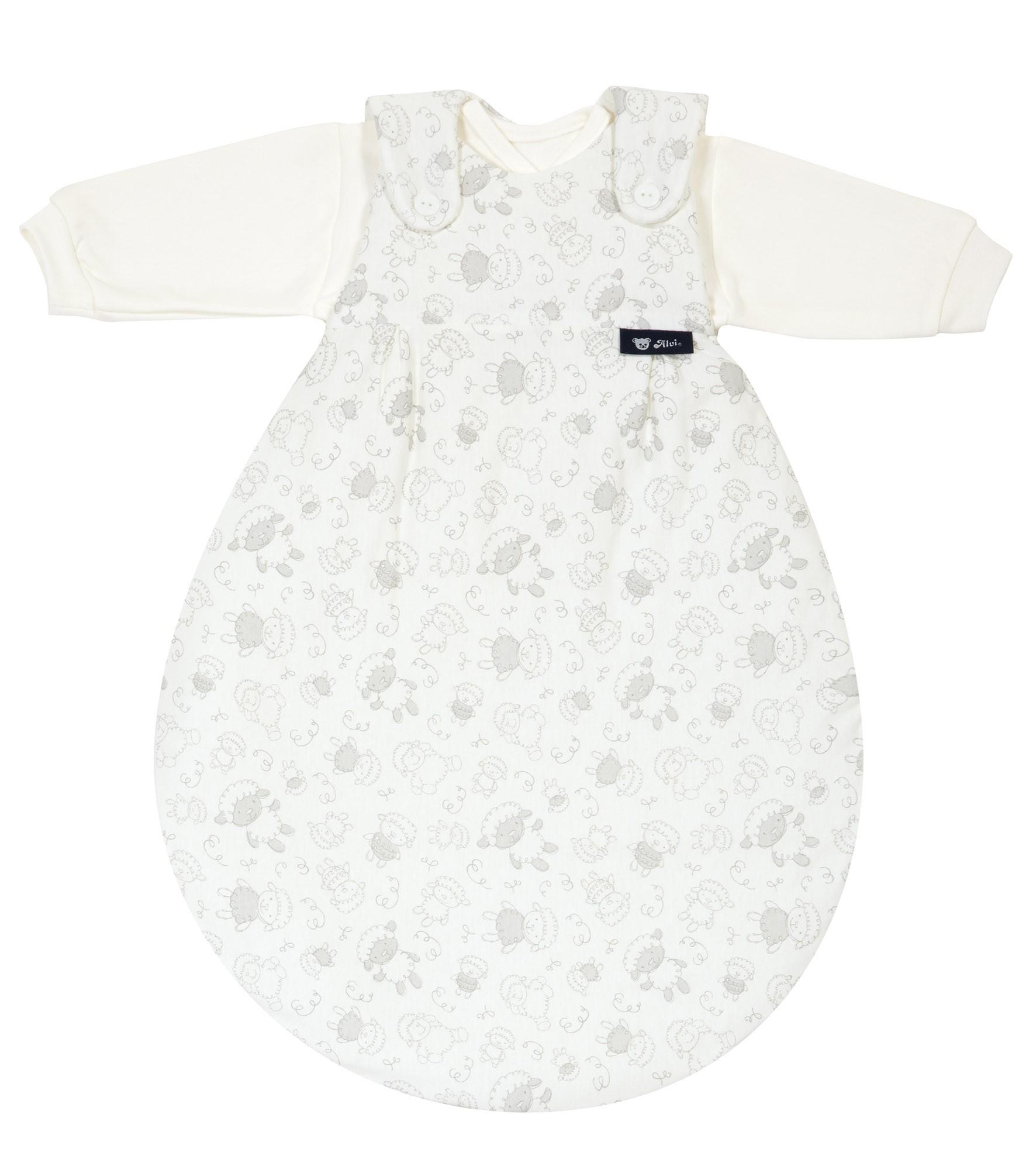 Alvi Baby Mäxchen 337-6 Schäfchen beige