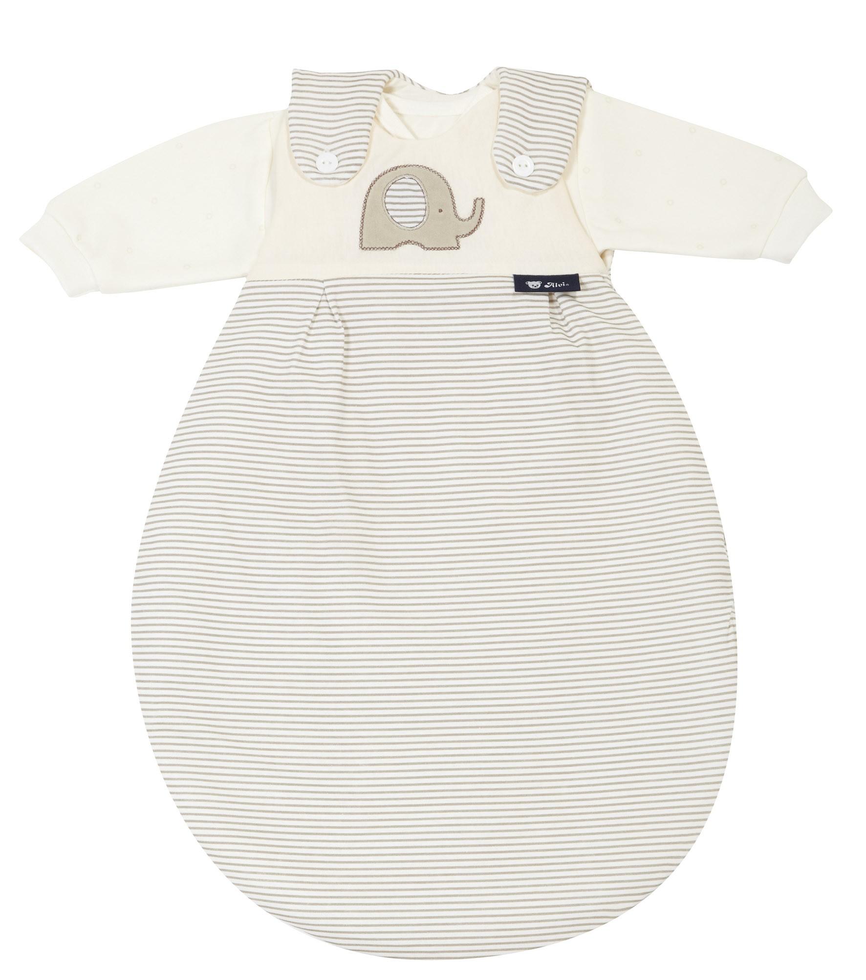 Alvi Baby Mäxchen Super-Soft 323-6 Elefant beige