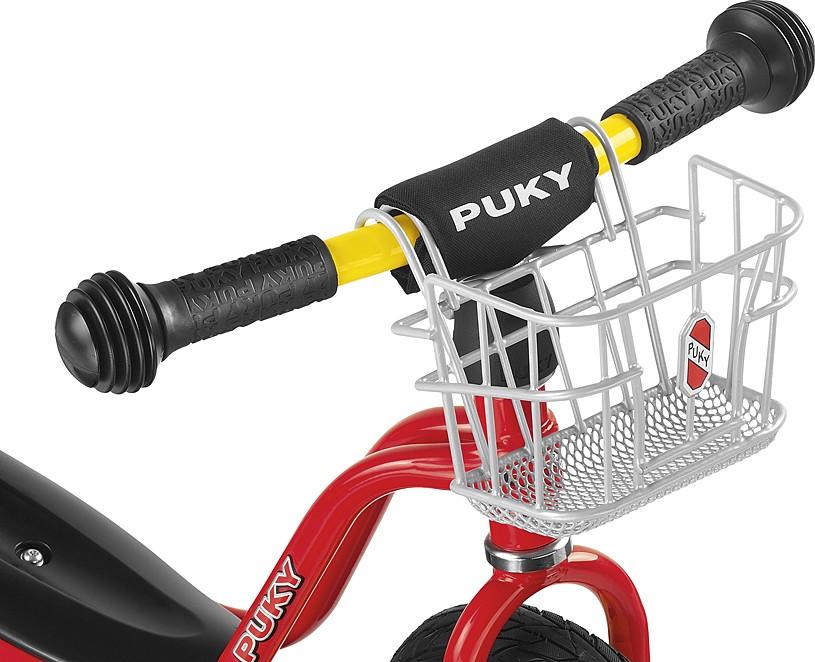 Puky Lenkerkorb silber für Laufräder