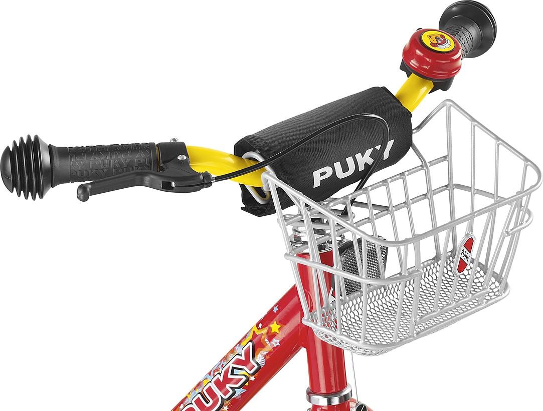 Puky Lenkerkorb silber für Fahrräder der Z- und ZL-Serie