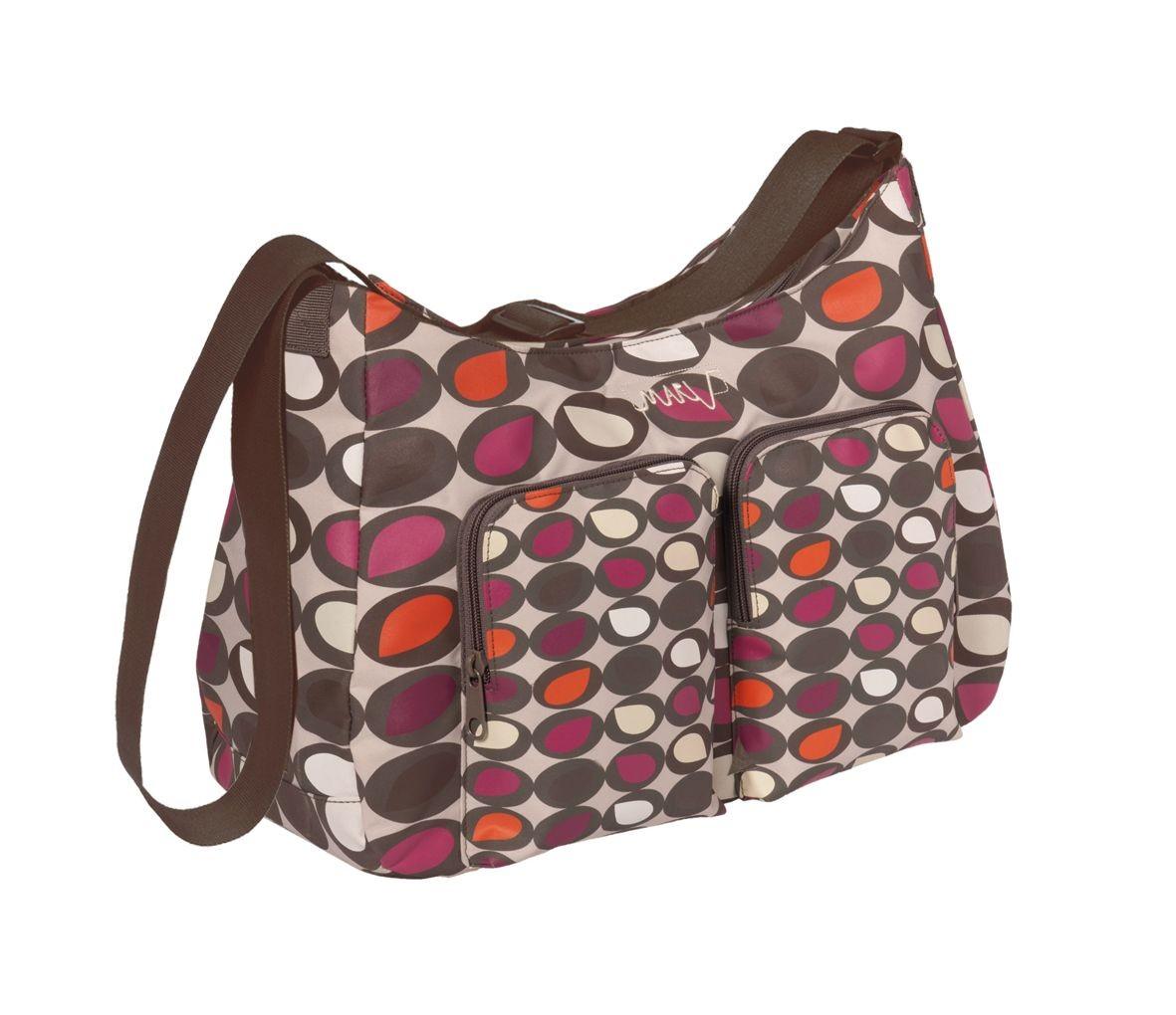 Lässig MARV Shoulder Bag Drops Slate