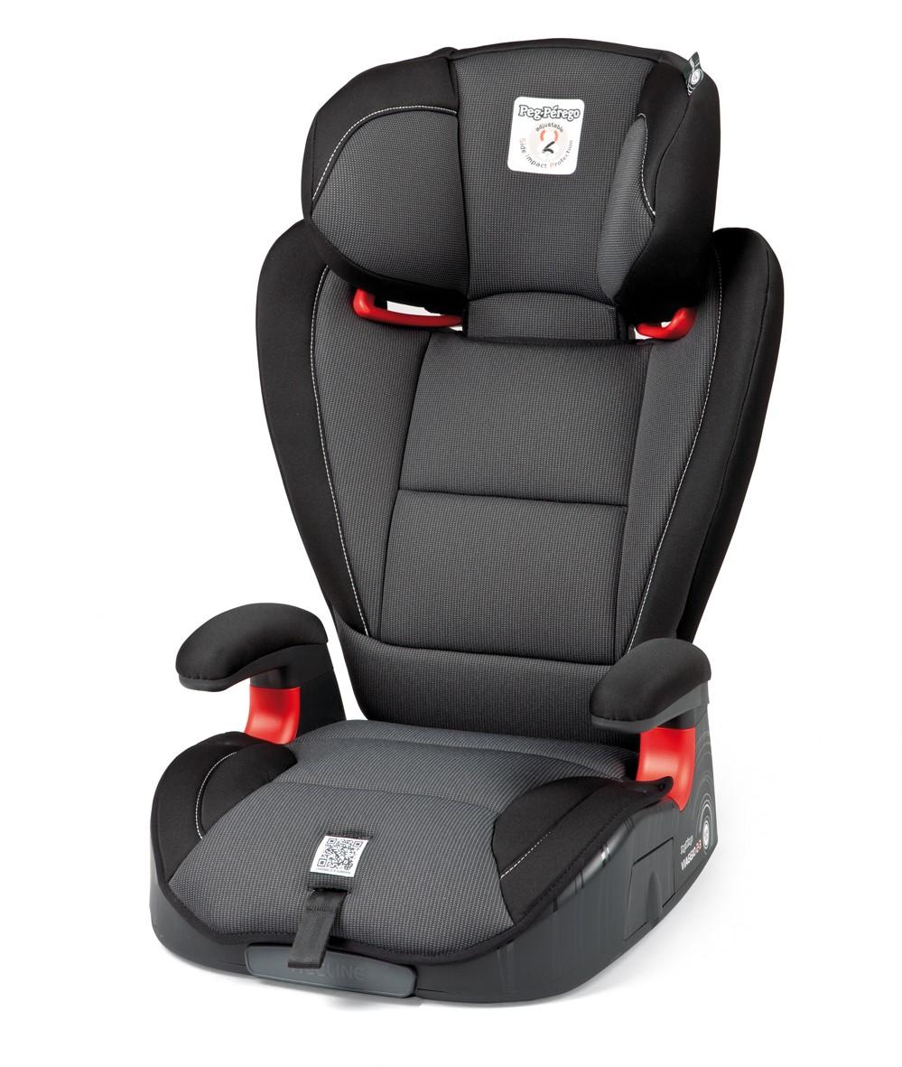 Peg Perego Kindersitz Viaggio 2/3 Surefix black