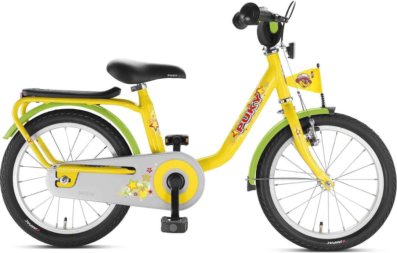Puky Fahrrad Z6 gelb