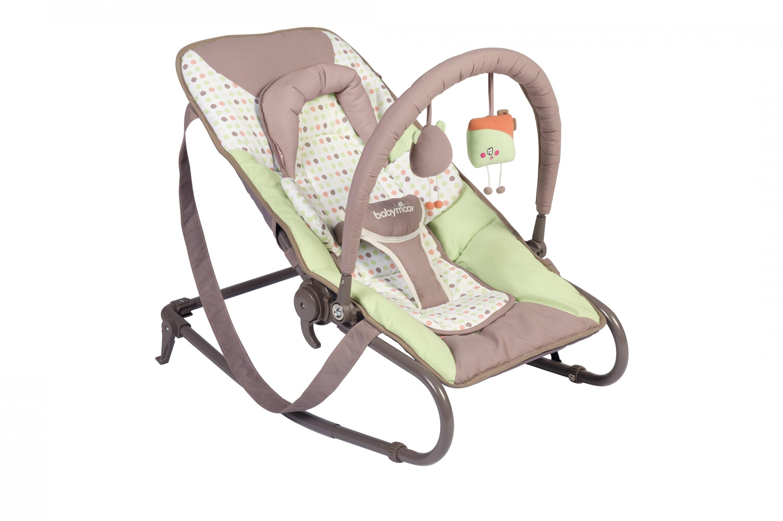 Babymoov Bubble Wipper-Sitz-Einfach braun/mandel