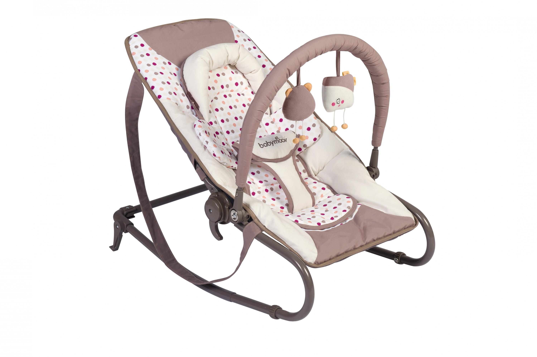 Babymoov Bubble Wipper-Sitz-Einfach braun/pink