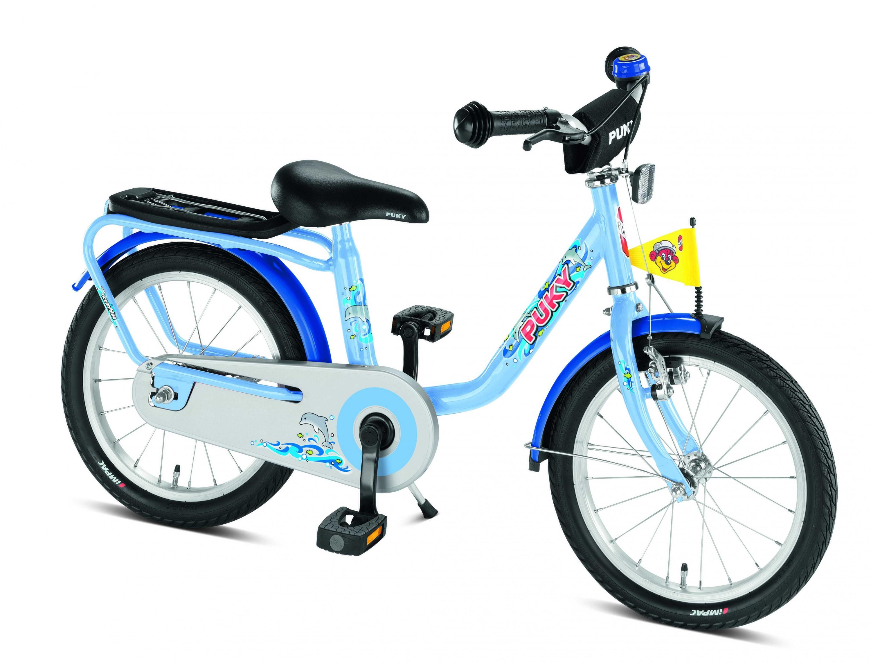 Puky Fahrrad Z6 Ocean Blue