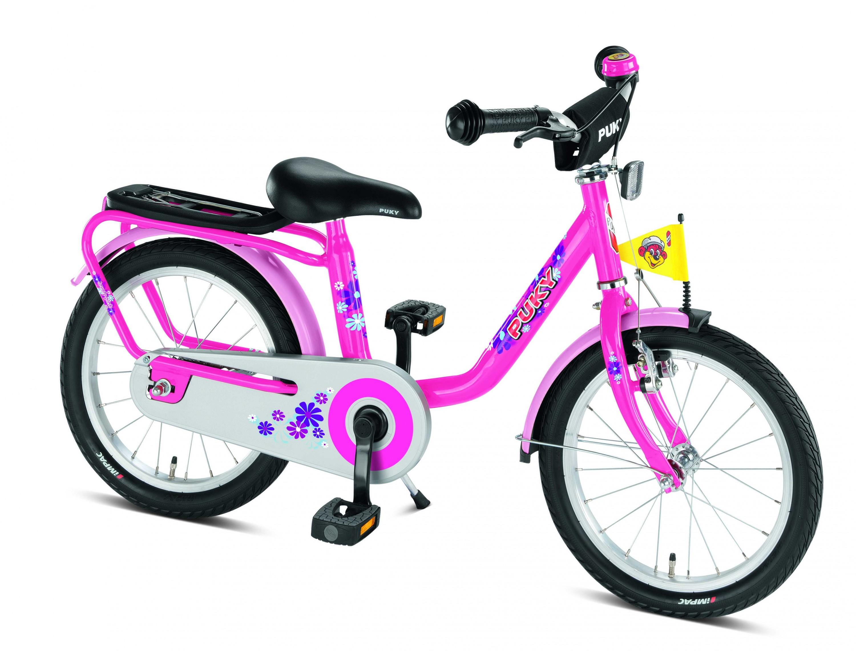 Puky Fahrrad Z8 lovely pink