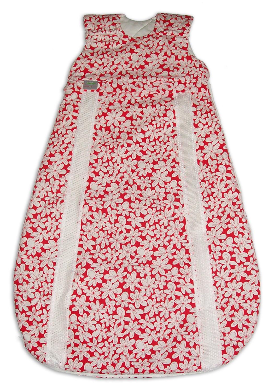 Odenwälder Baby-Schlafsack Prima Klima Blumen