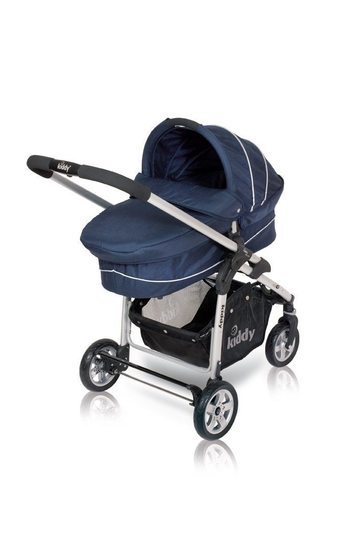 Kiddy Click`n Move Carrycot Babywanne E33 - navy