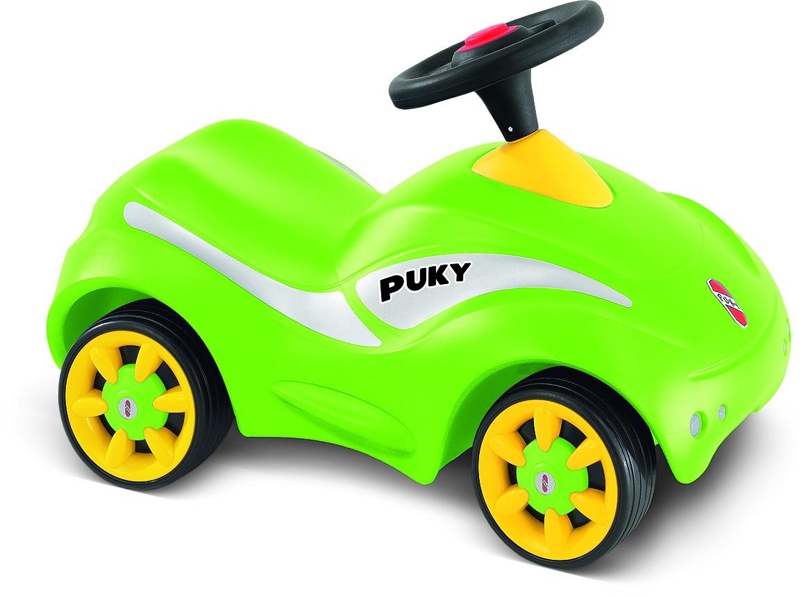 Puky Racer Rutschauto kiwi