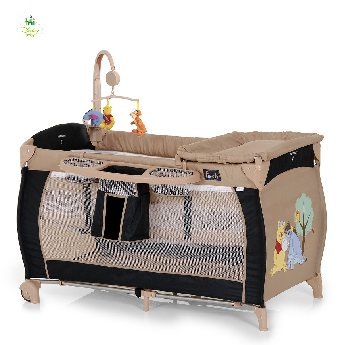 Hauck Babycenter Pooh Charm