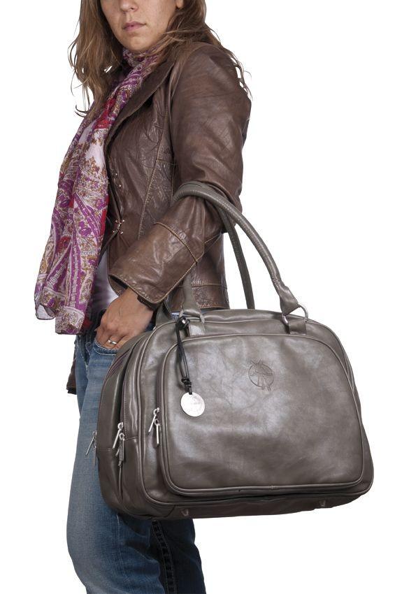 Lässig Wickeltasche Tender Multizip Bag