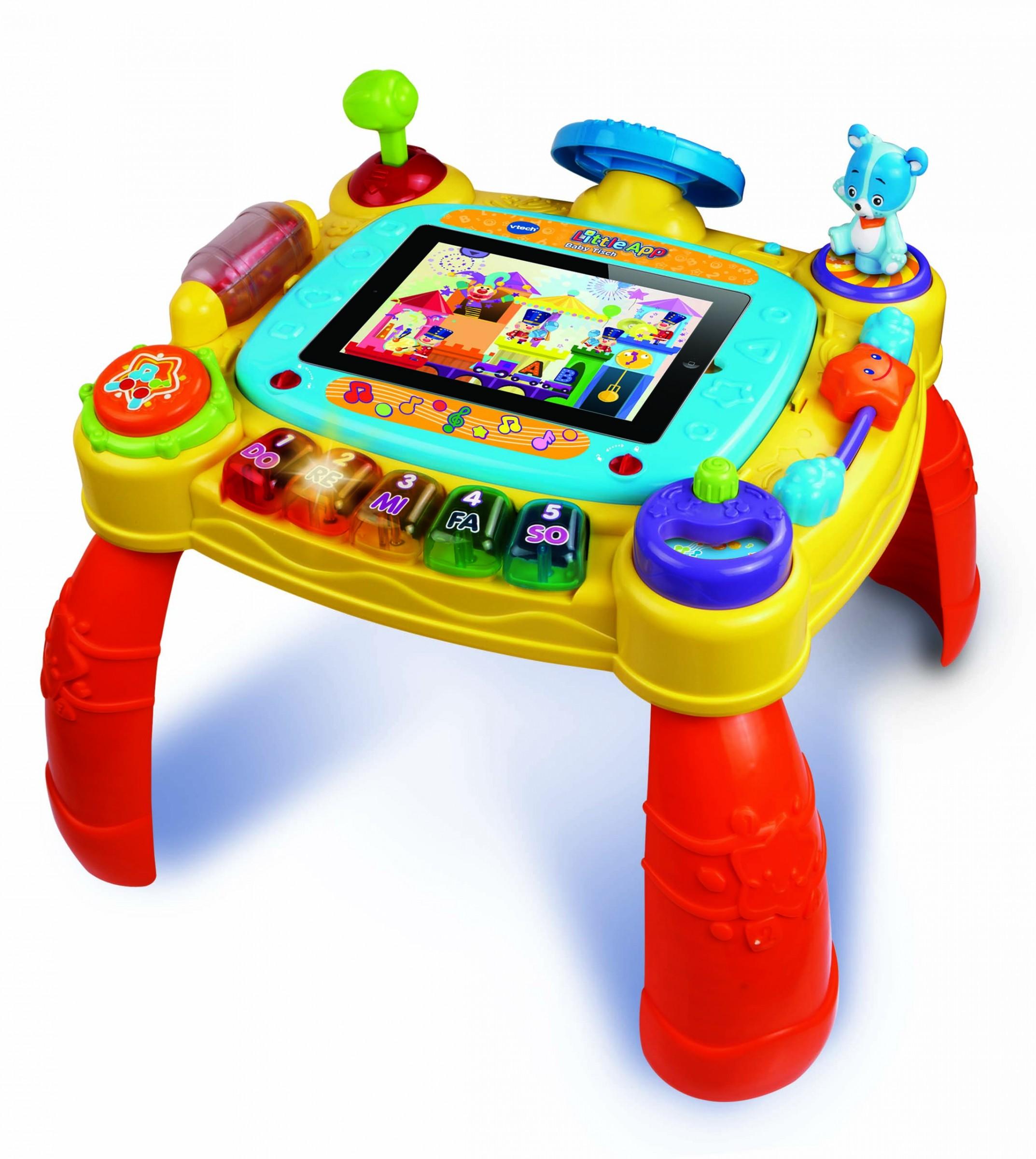 VTech Little App Baby Tisch iPad für Kinder