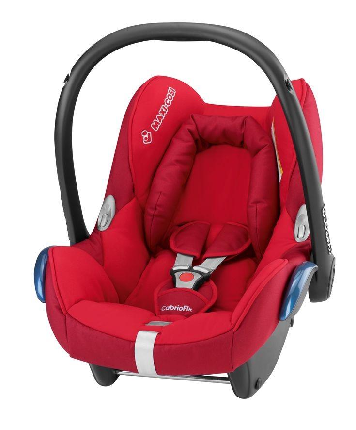 Maxi Cosi Babyschale Cabrio Fix Intense Red