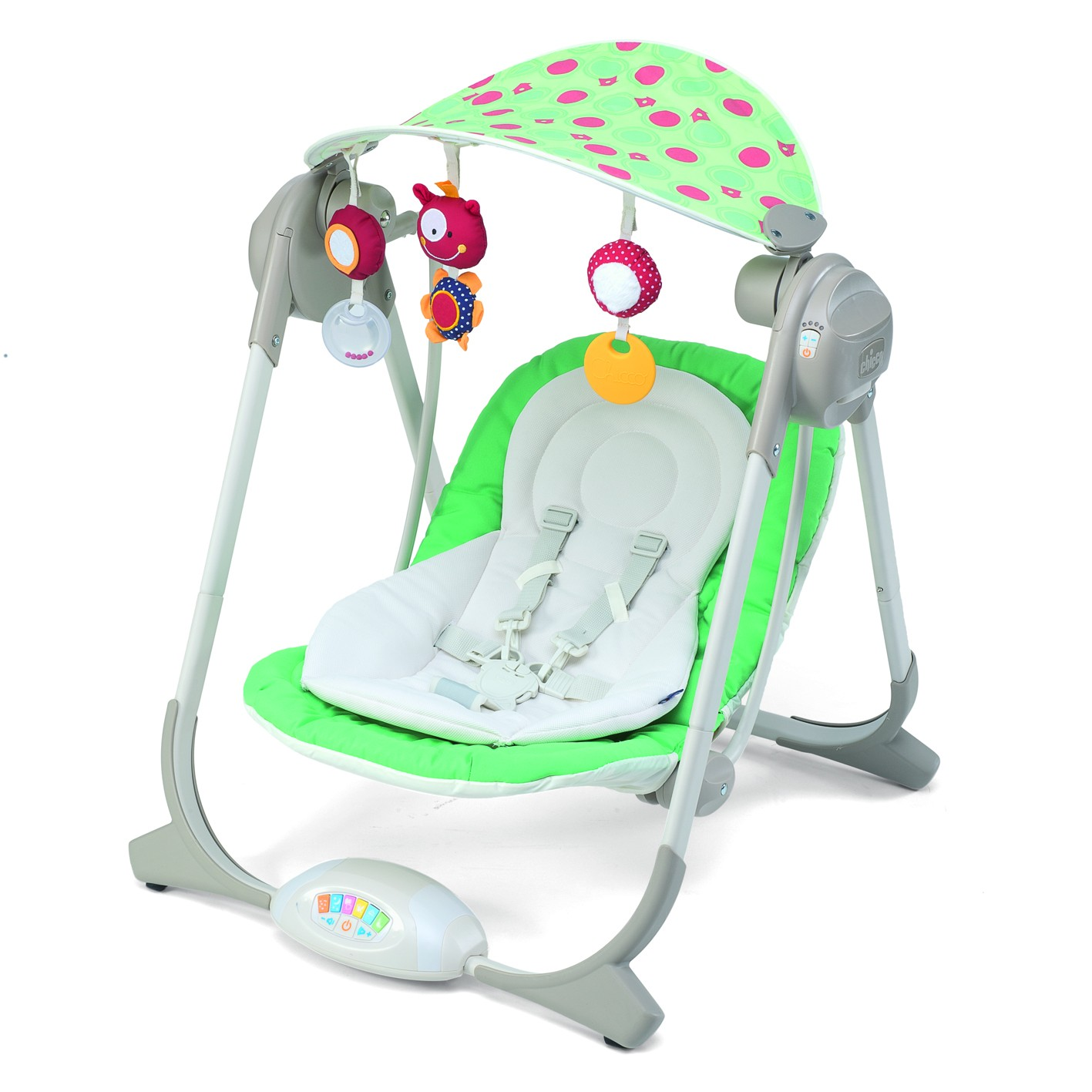 Chicco Polly Swing Babyschaukel Greenland
