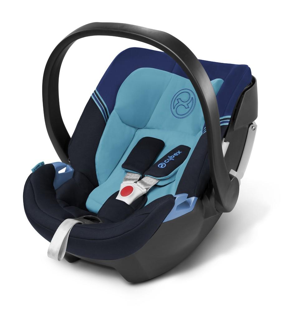Cybex Aton 3 Kinderautositz Ocean
