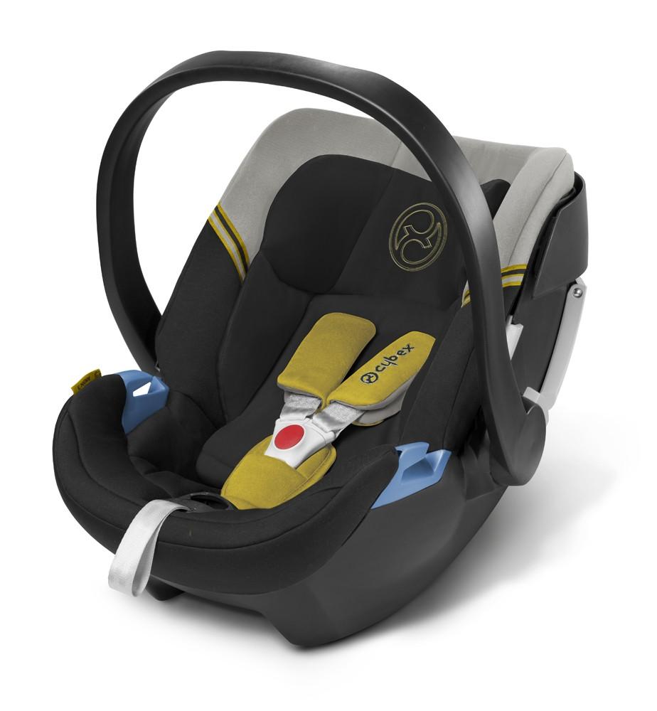 Cybex Aton 3 Kinderautositz Oyster