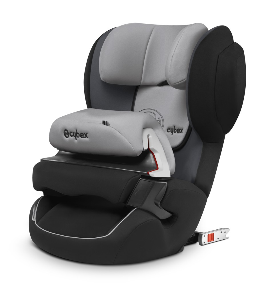 Cybex Juno 2-Fix Kinderautositz Storm Cloud