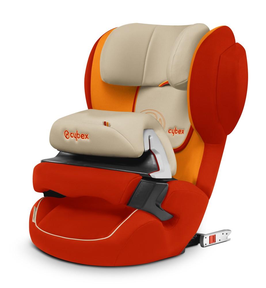 Cybex Juno 2-Fix Kinderautositz Autumn Gold