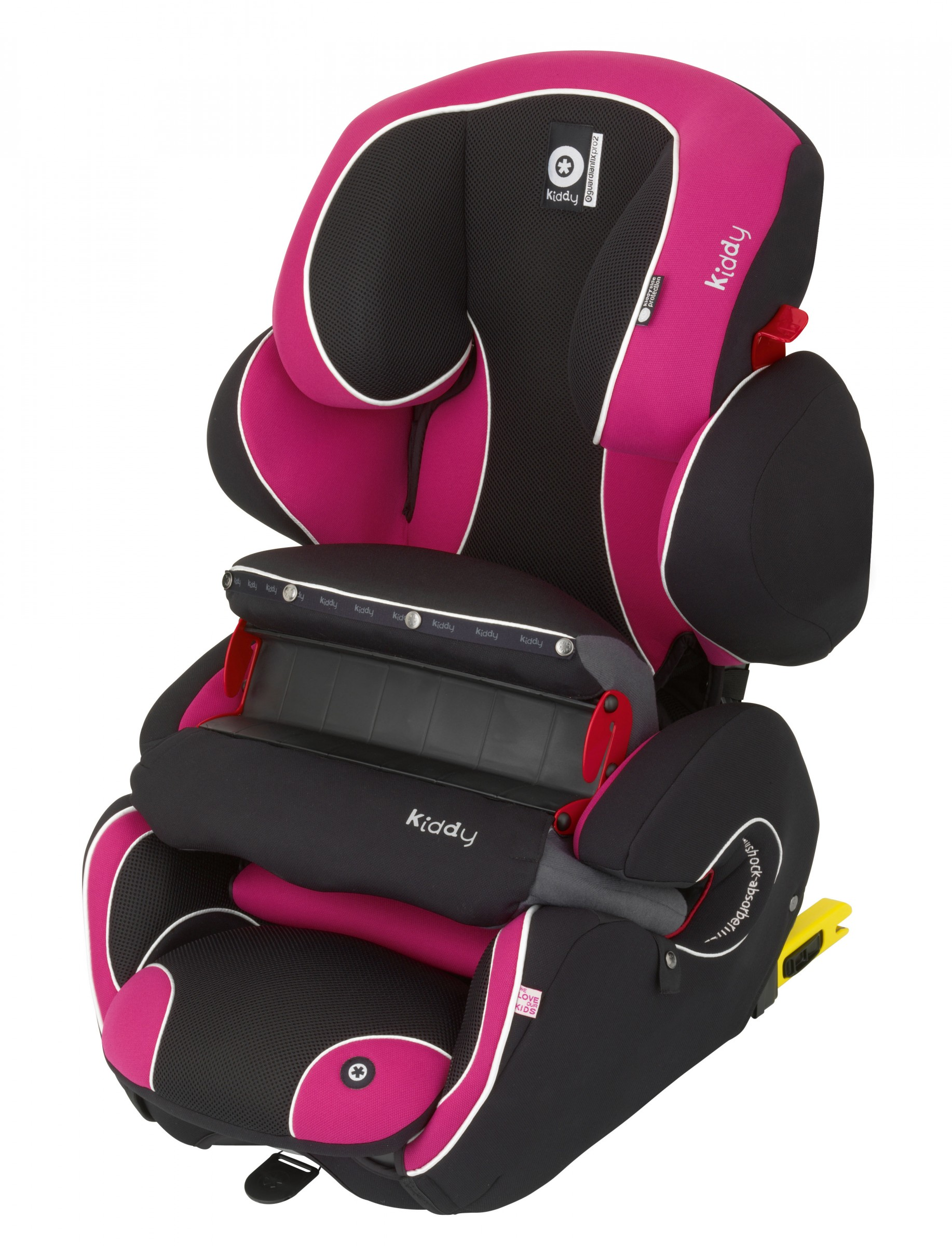 Kiddy Guardianfix Pro 2 052 pink