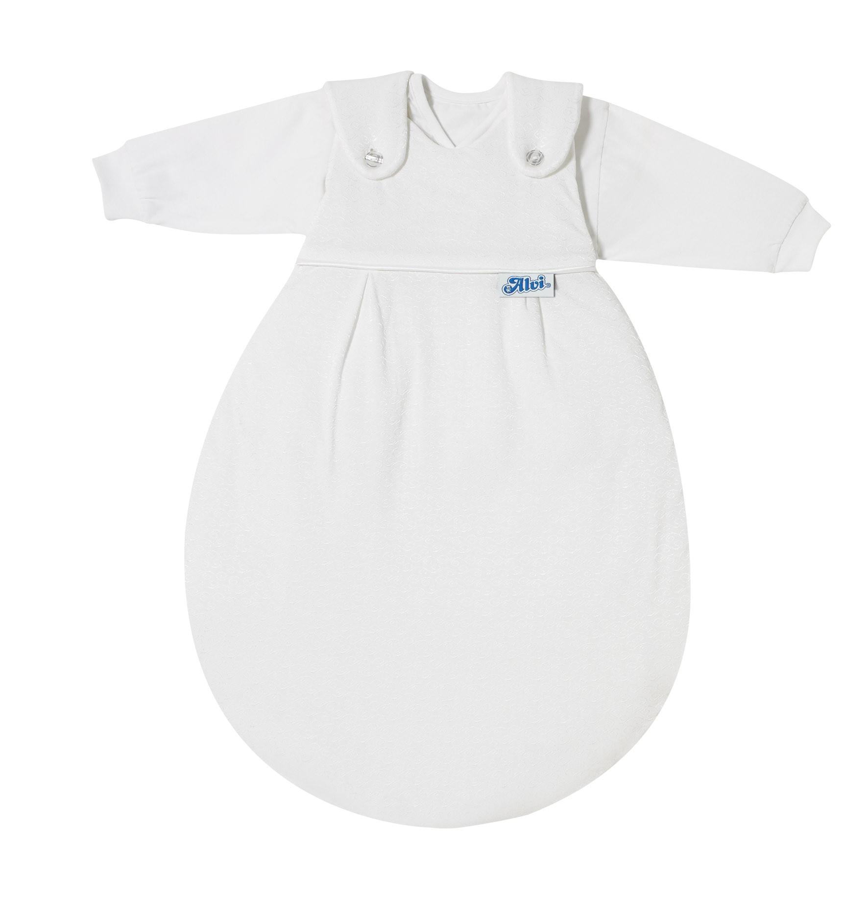 Alvi Baby Mäxchen 3tlg. Das weiße Feine