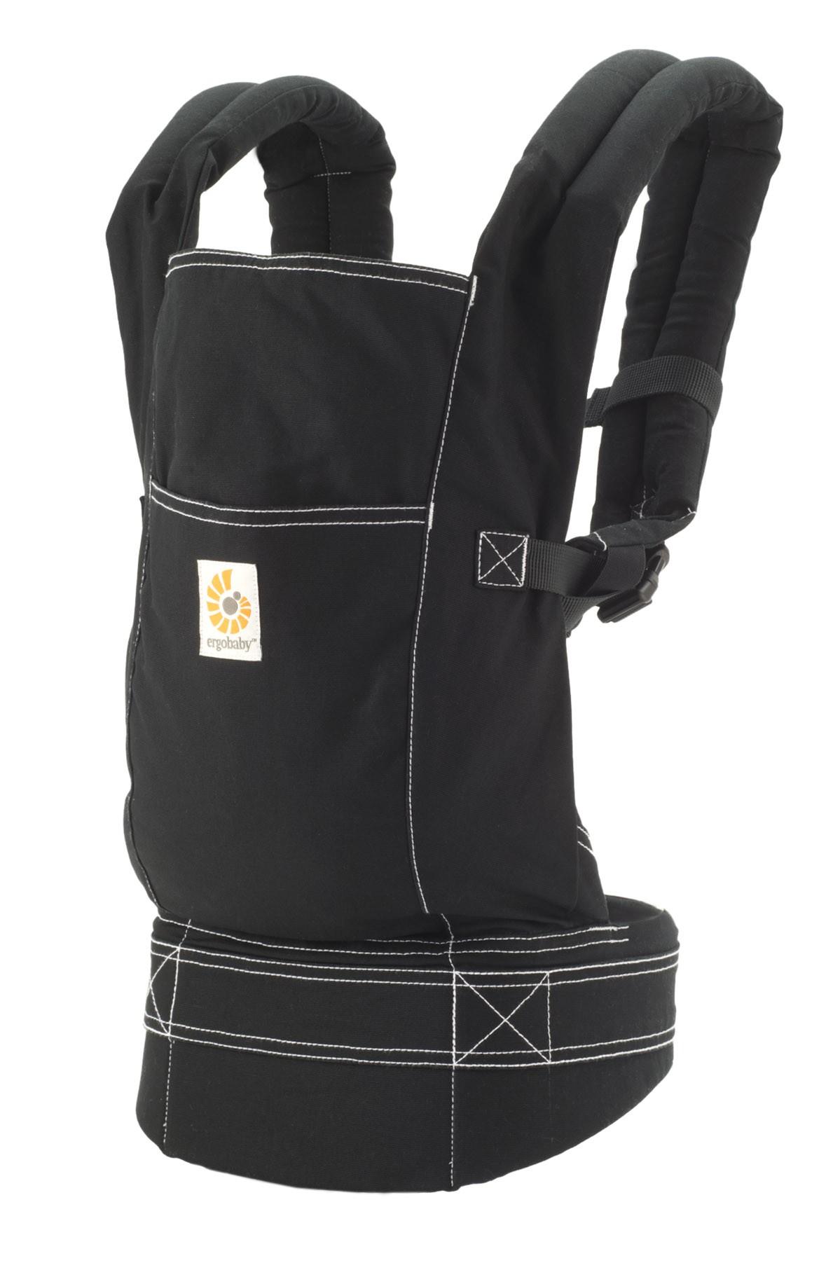 ERGObaby X-tra Komforttrage Black
