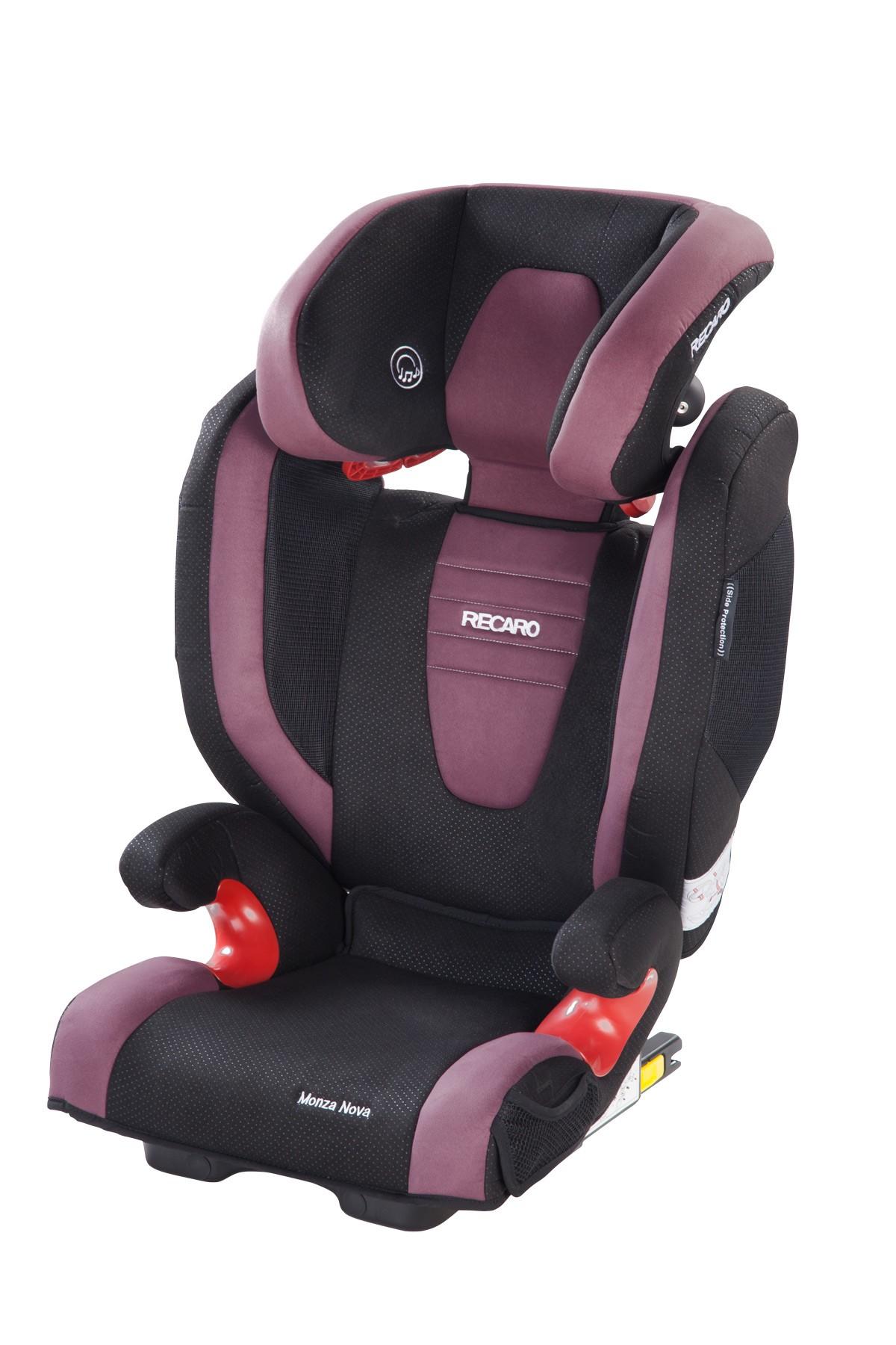 Recaro Monza Nova 2 Seatfix Autositz