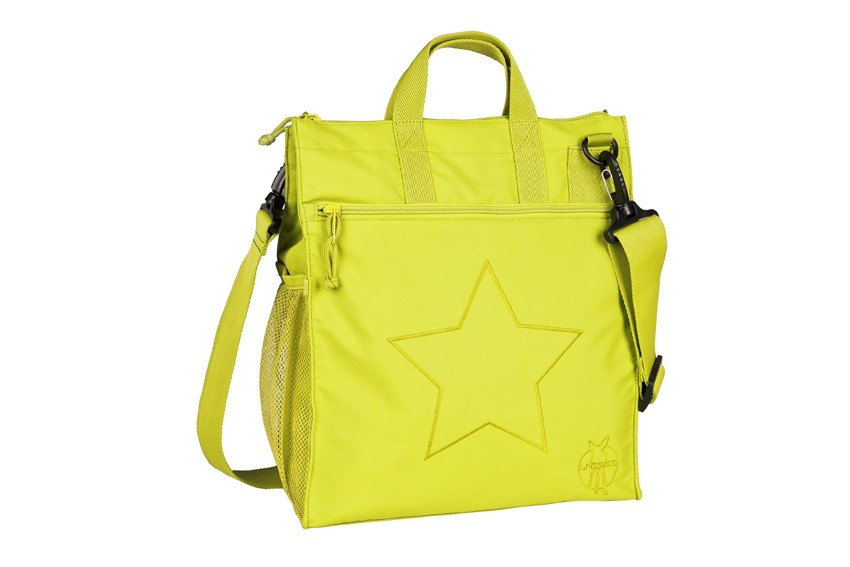 Lässig Buggy Bag Casual Star sulphur spring