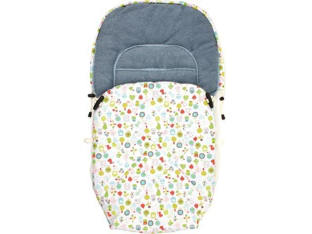 Priebes Babyschalenfußsack Finia - das Universalsäckchen