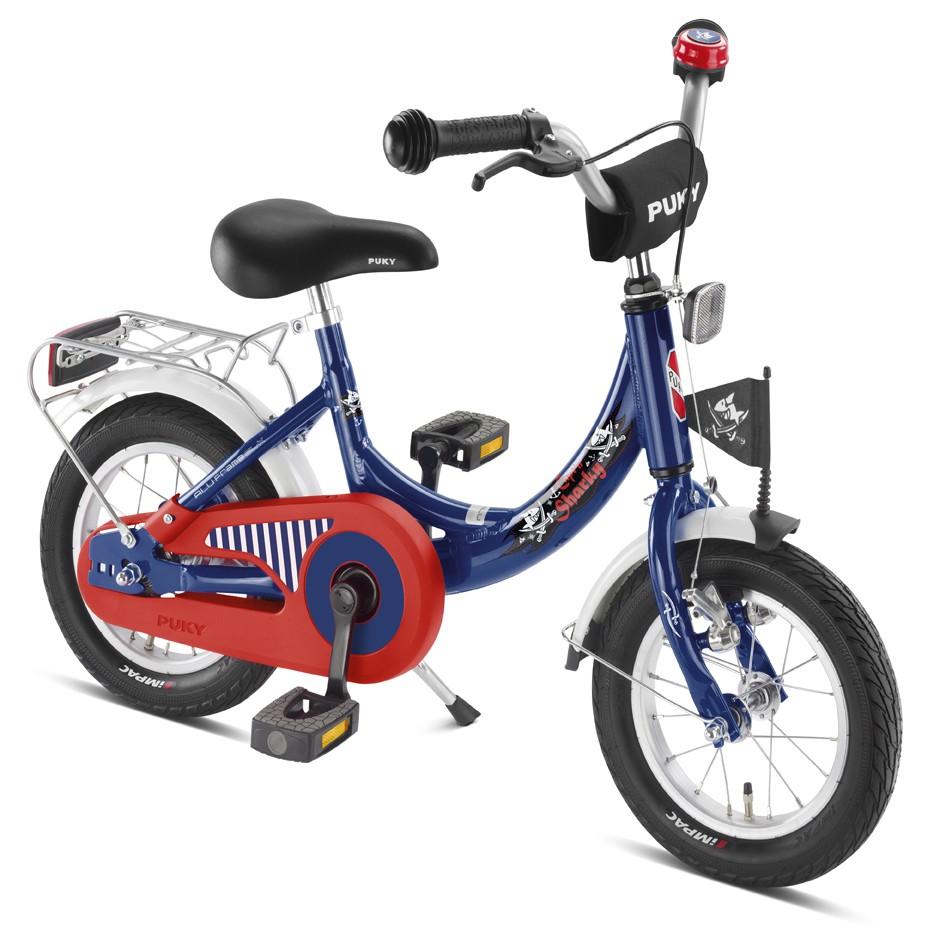 Puky Fahrrad ZL 12 Alu Captn Sharky
