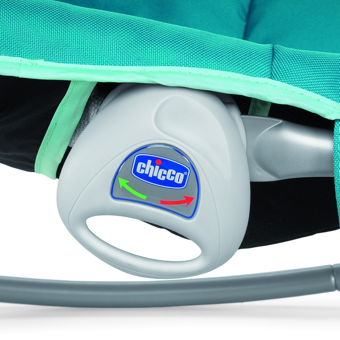 Chicco Schaukelwippe Easy Relax Green 2014