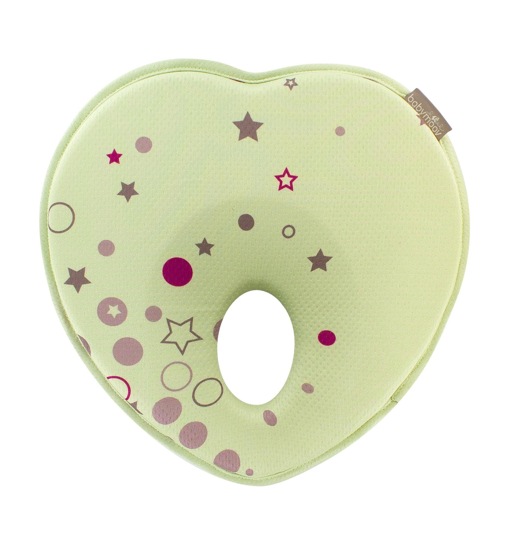 Babymoov Lovenest mandelgrün mit atmungsaktivem Stoff