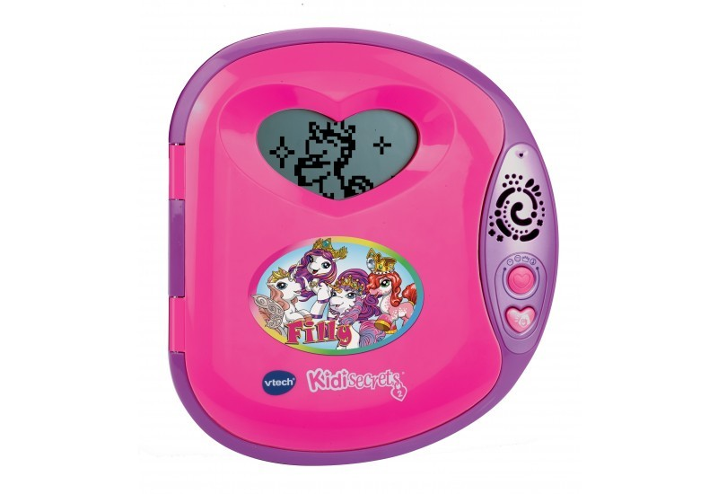 VTech Filly World Tagebuch