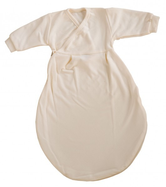 Alvi Baby Mäxchen Schlafsack Innensack Größe 68 beige