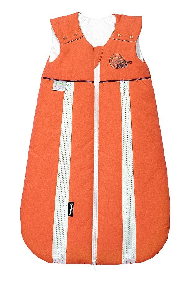 Odenwälder Prima Klima Thinsulate Schlafsack orange