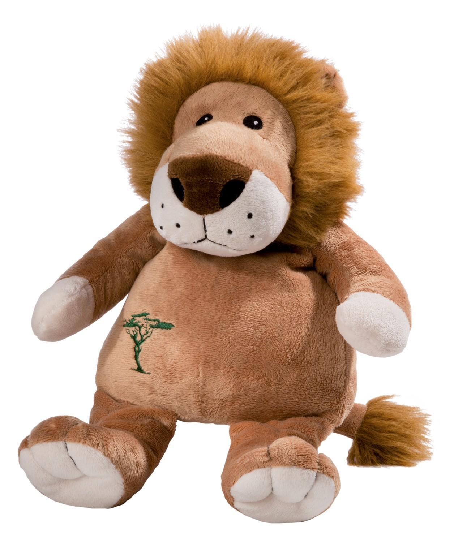 Warmies Beddy Bears Löwe - herausnehmbare Füllung
