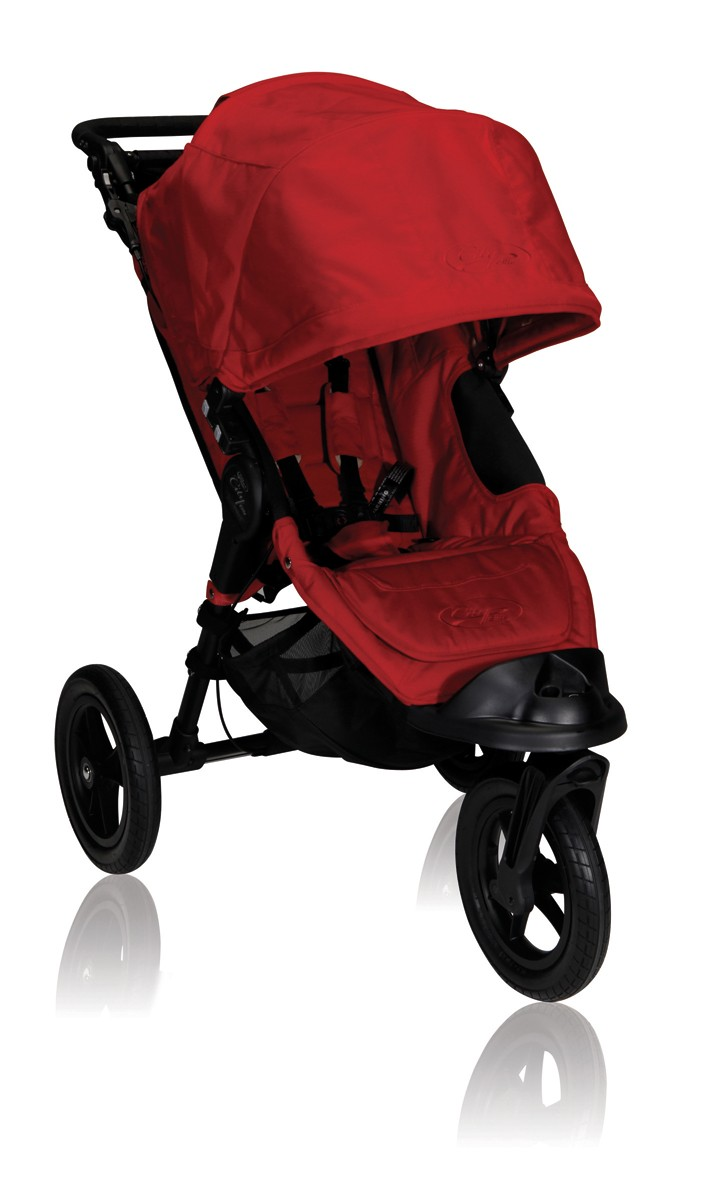 BABYJOGGER City Elite Single, Red