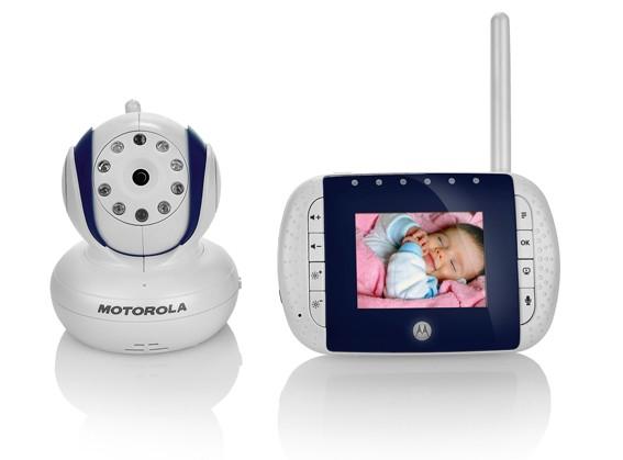 MOTOROLA MBP33 Digitales Babyphone mit Kamera