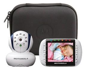 MOTOROLA MBP34T Digitales Babyphone mit Kamera