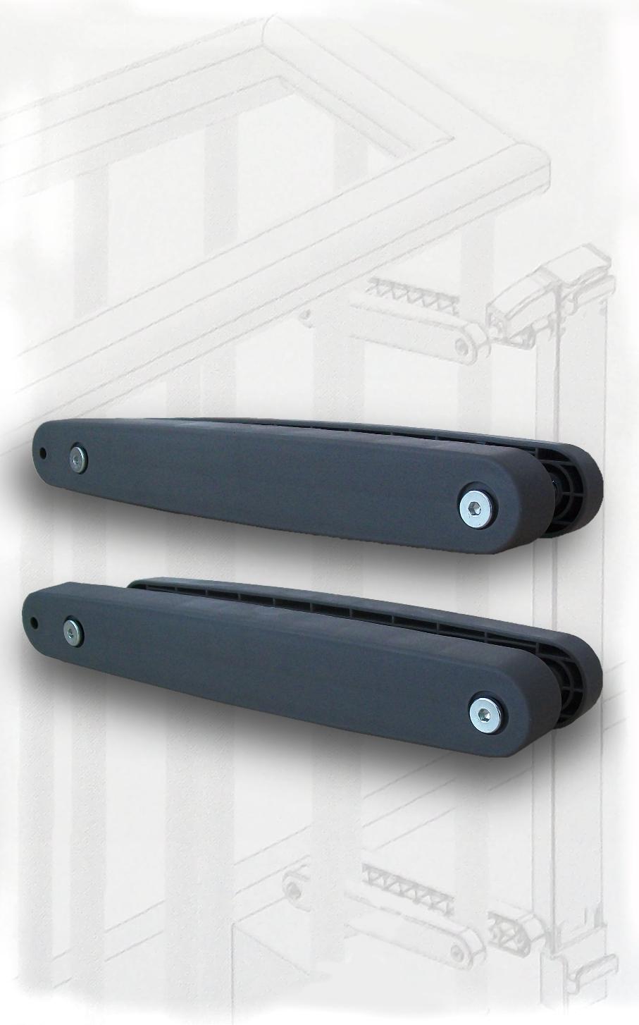 Geuther Zusatzklemmenset für Pure Lock