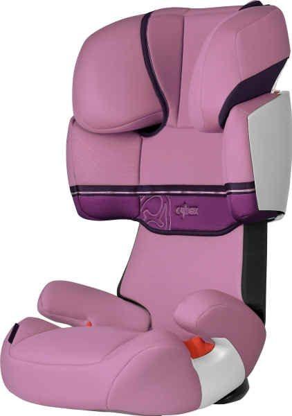 Cybex Solution X Berry pink/violett Kinderautositz