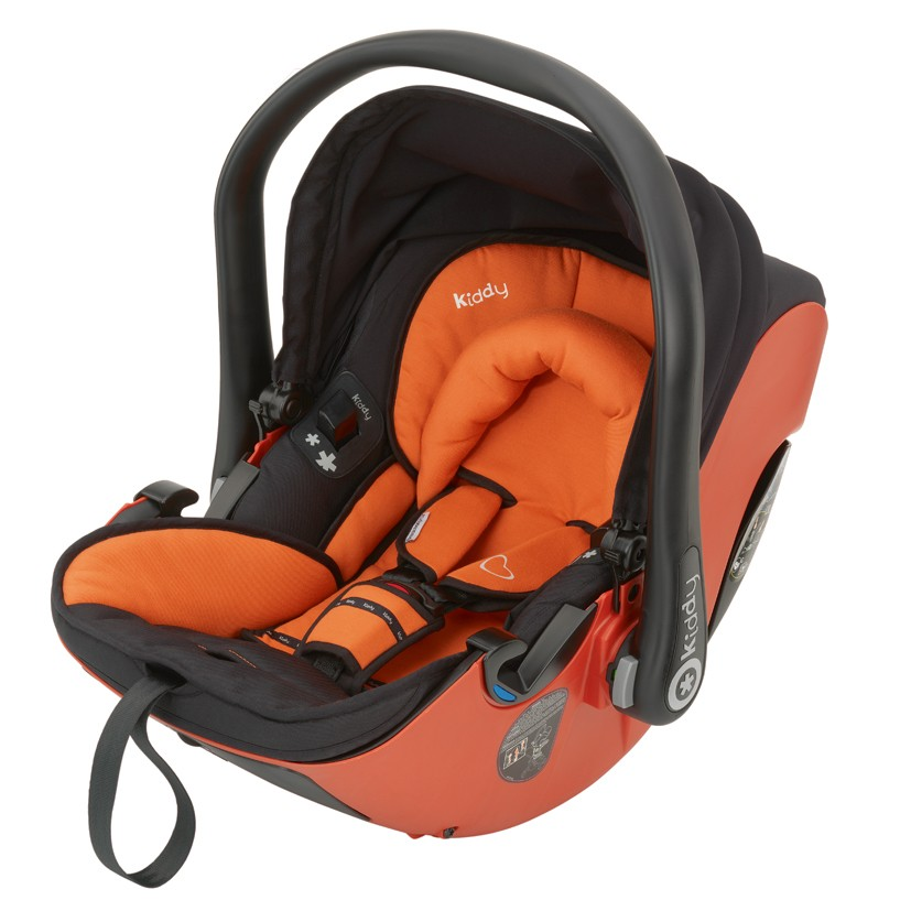 Kiddy Babyschale evolution pro 2 jaffa 019