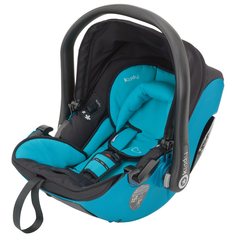 Kiddy Babyschale evolution pro 2 hawaii 024