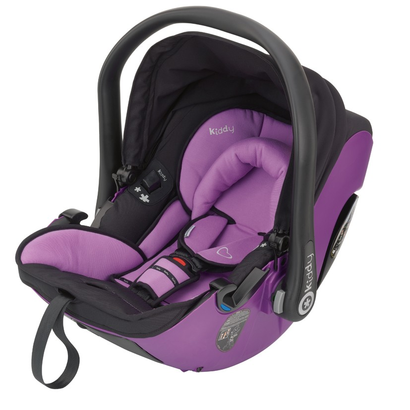 Kiddy Babyschale evolution pro 2 lavender 045