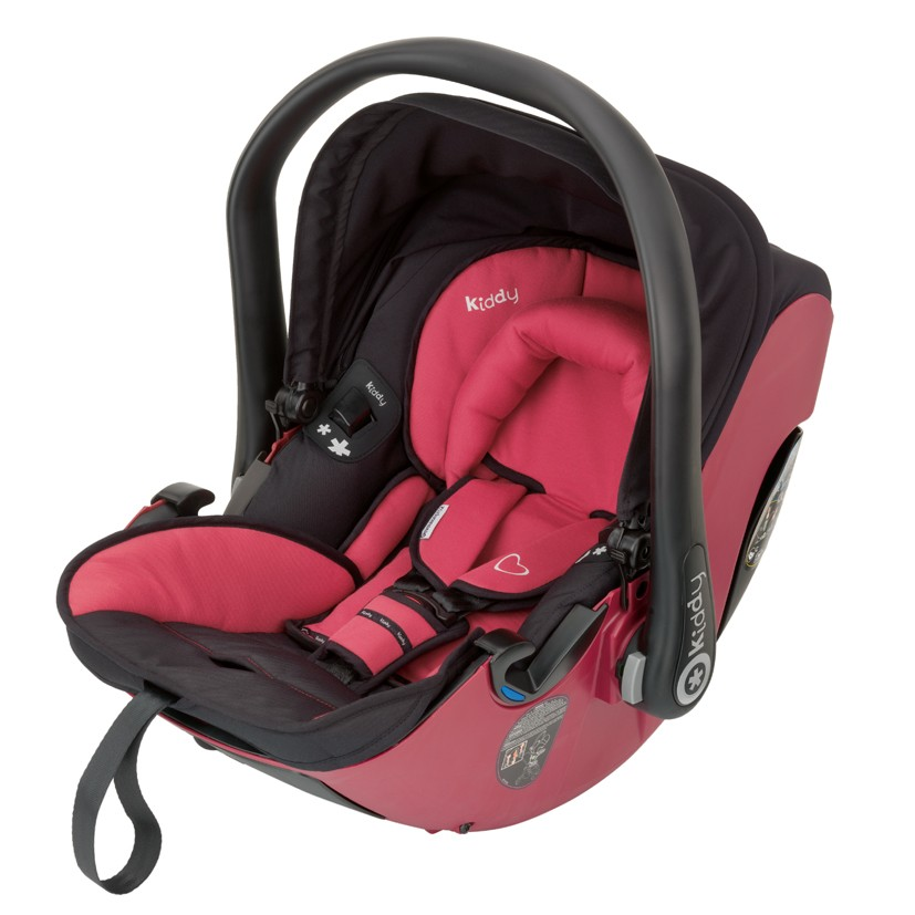Kiddy Babyschale evolution pro 2 cranberry 055