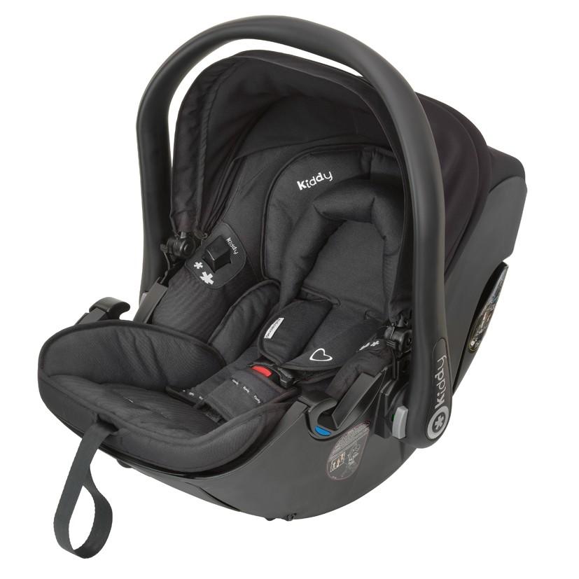 Kiddy Babyschale evolution pro 2 racing black 077