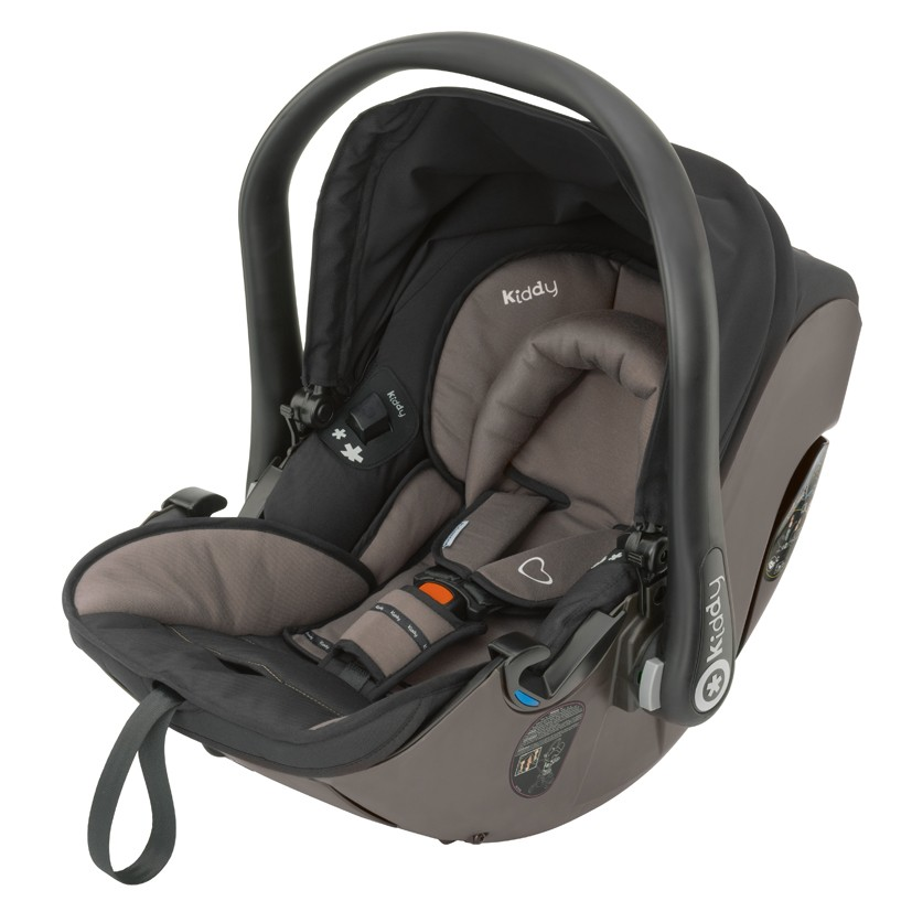 Kiddy Babyschale evolution pro 2 walnut 088